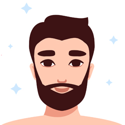 Hair Max - Facial Hair Transplant