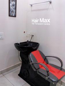 Hair Max - Hair Wash Facility